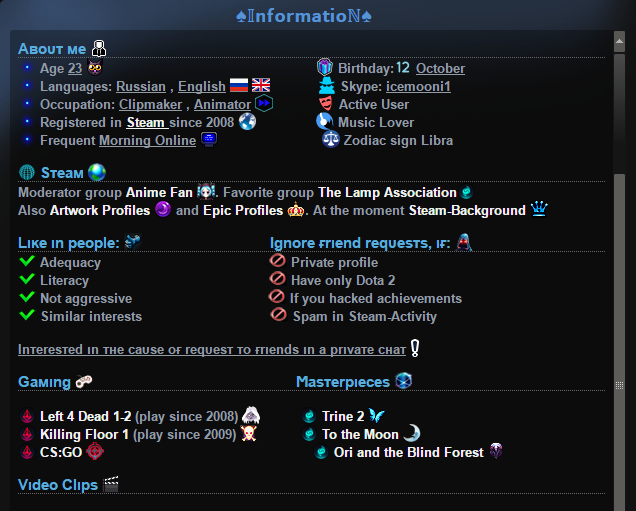 Steam Custom Info Box Template Lovely Steam Munity Guide How to Center Text On Steam