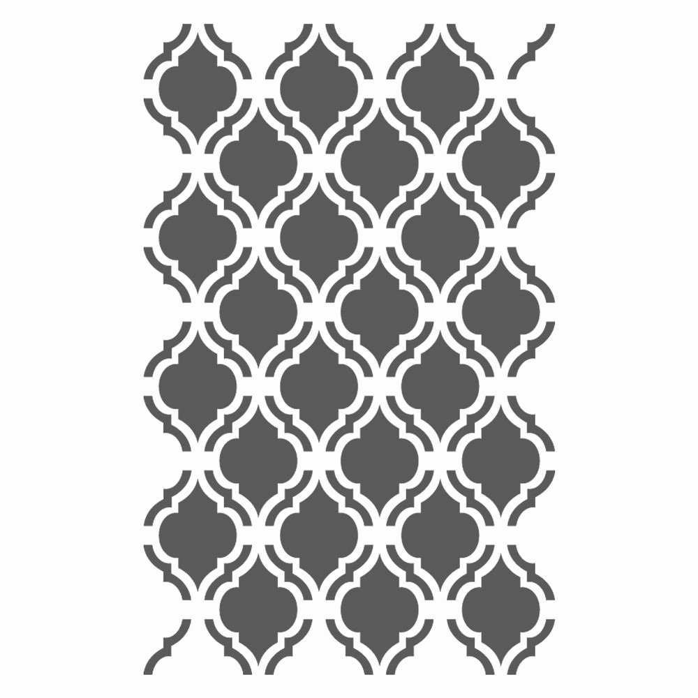Stencil Templates for Painting Awesome Moroccan Stencils Template Small Scale for Crafting