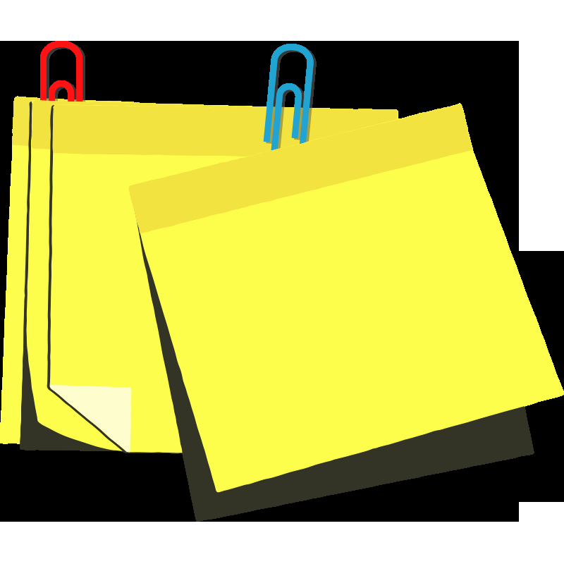 Sticky Notes Vector Best Of Sticky Note Vectors Psd and Clipart for Free