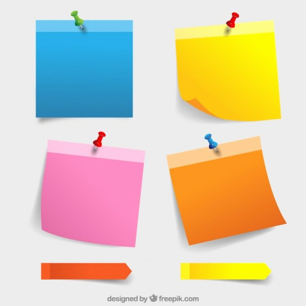 Sticky Notes Vector Fresh Sticky Notes Vectors S and Psd Files