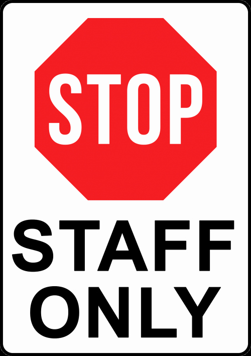 Stop Work order Template Beautiful Create & order No Entry Sign