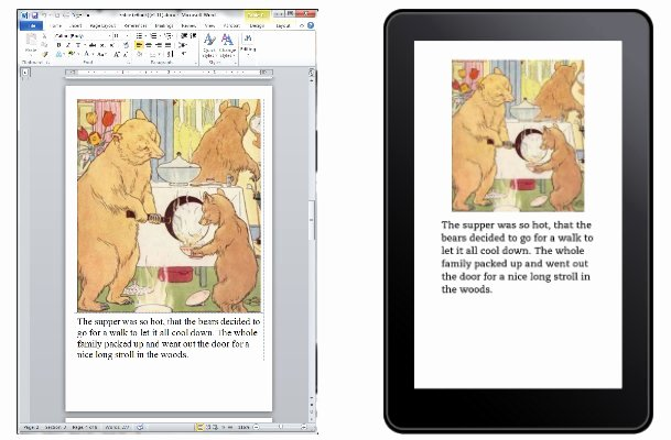 Story Book Template Lovely Picture Book Templates Arrive for Kindle Authors and A