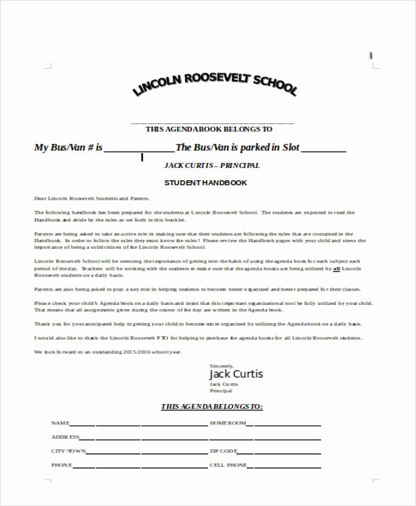 Student Council Minutes Template Lovely 35 Free Agenda Templates