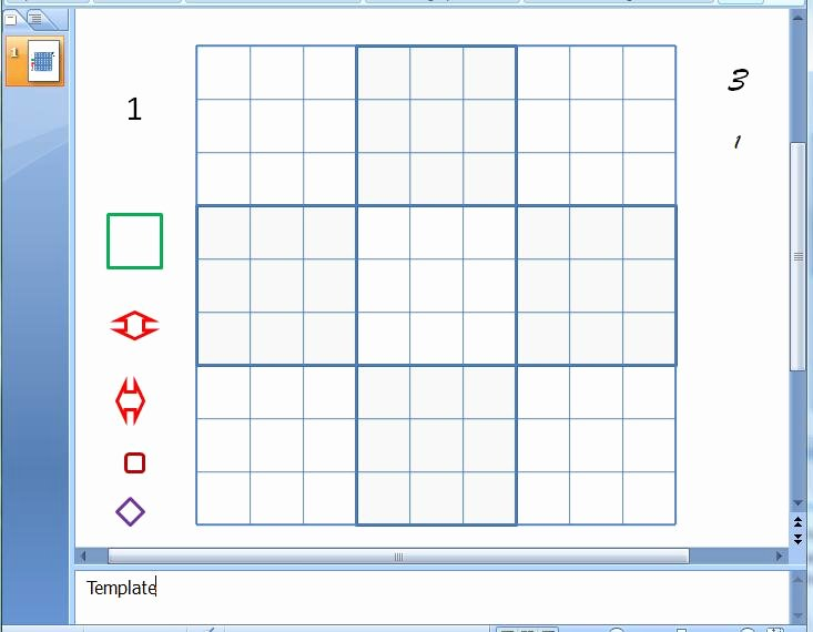 Sudoku Grid Template Inspirational solving tools