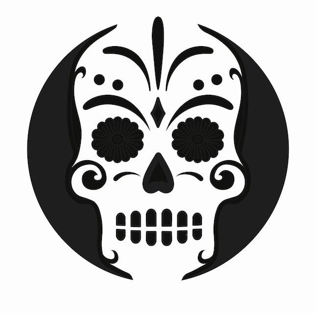 Sugar Skull Pumpkin Carving Stencils Lovely 40 Printable Carving Stencils for the Best Lookin Pumpkin