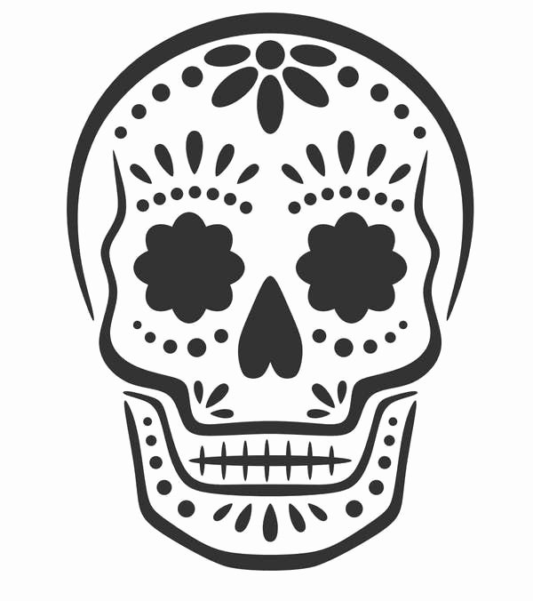 Sugar Skull Pumpkin Stencil Best Of Best 25 Pumpkin Stencil Ideas On Pinterest