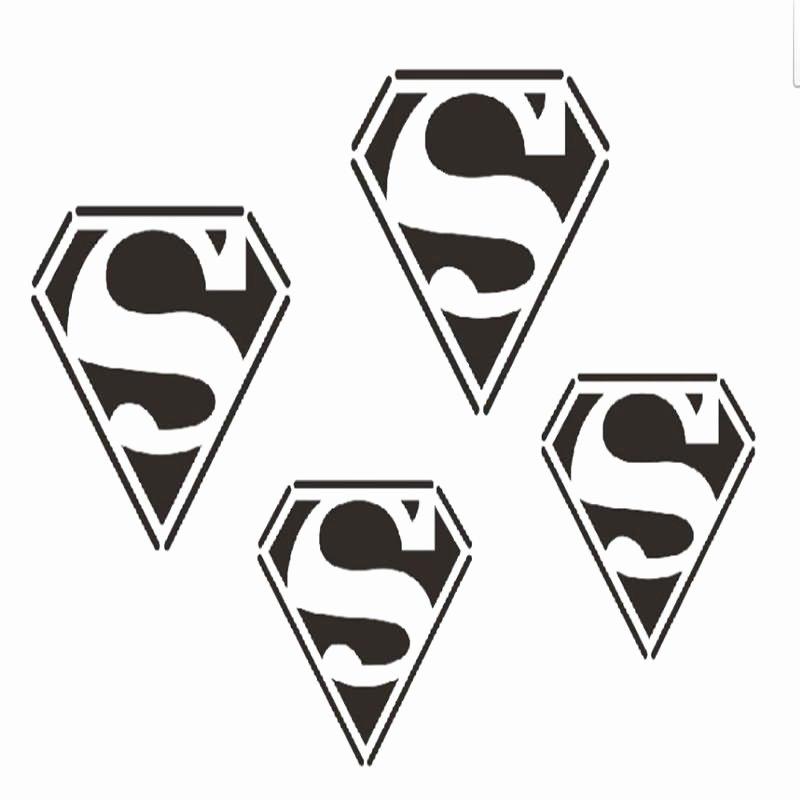 Superman Logo Stencil Elegant 12 Awesome Superman Tattoo Designs and Ideas