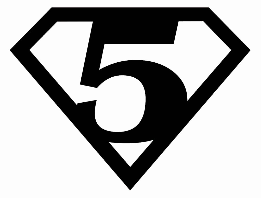 Superman Logo Stencil Lovely Superman Symbol Template Cliparts