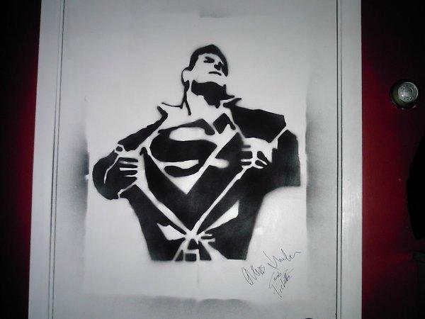 Superman Logo Stencils Best Of Superman Stencil by Detachfromtheout E On Deviantart