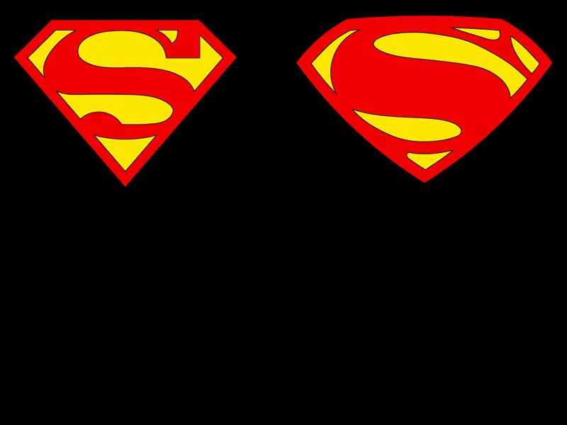 Superman Logo Stencils Best Of Superman Symbol Logo Vectors