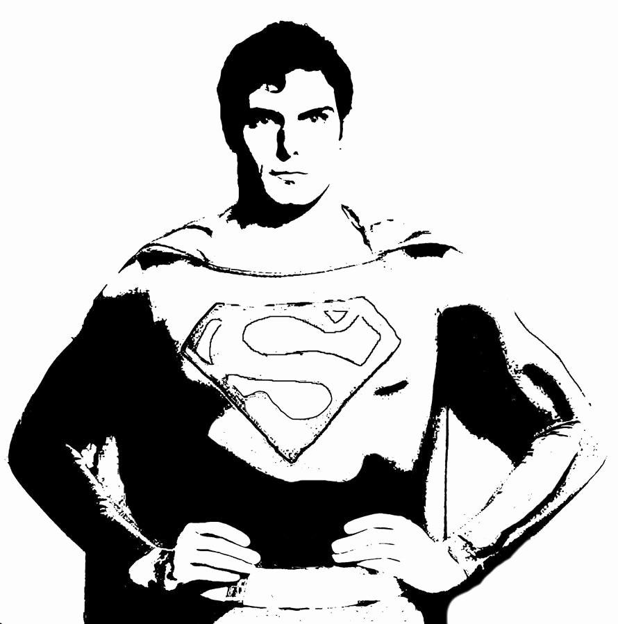 Superman Logo Stencils Fresh Superman Stencil by Bnrgy On Deviantart