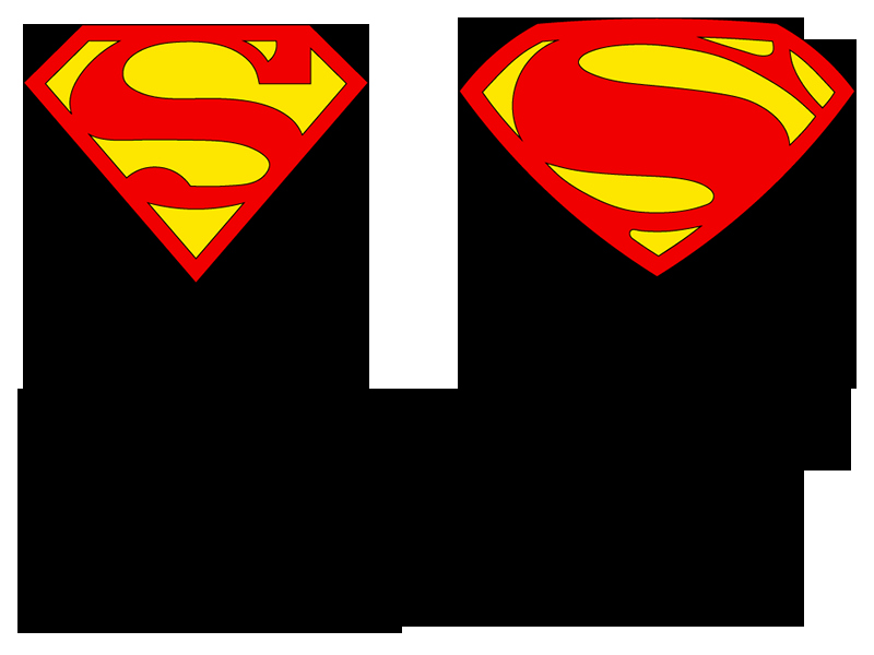 Superman Logo Stencils Fresh Superman Symbol Logo Vectors