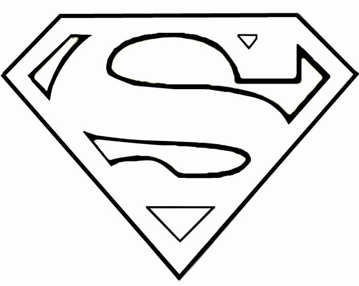 Superman Logo Stencils Lovely Superman Outline Thursday September 16 2010