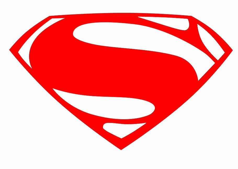 Superman Logo Stencils Luxury Superman Stencil – It S Tailor Made