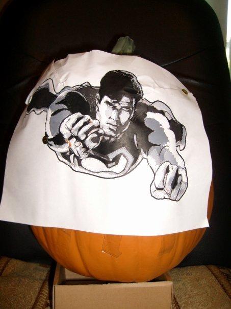 Superman Pumpkin Stencil Printable Lovely Pumpkin Carving Gallery – Amber Unmasked