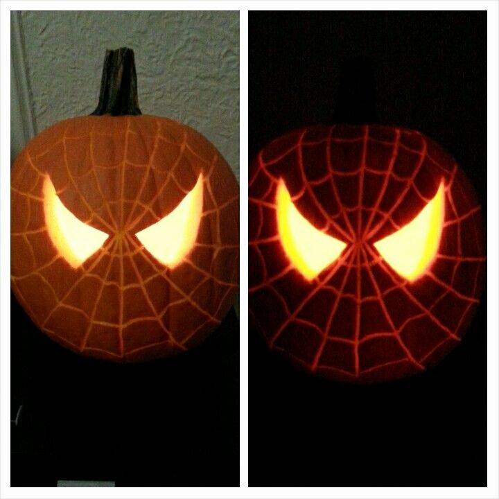 Superman Pumpkin Stencil Printable New the 25 Best Spiderman Pumpkin Stencil Ideas On Pinterest
