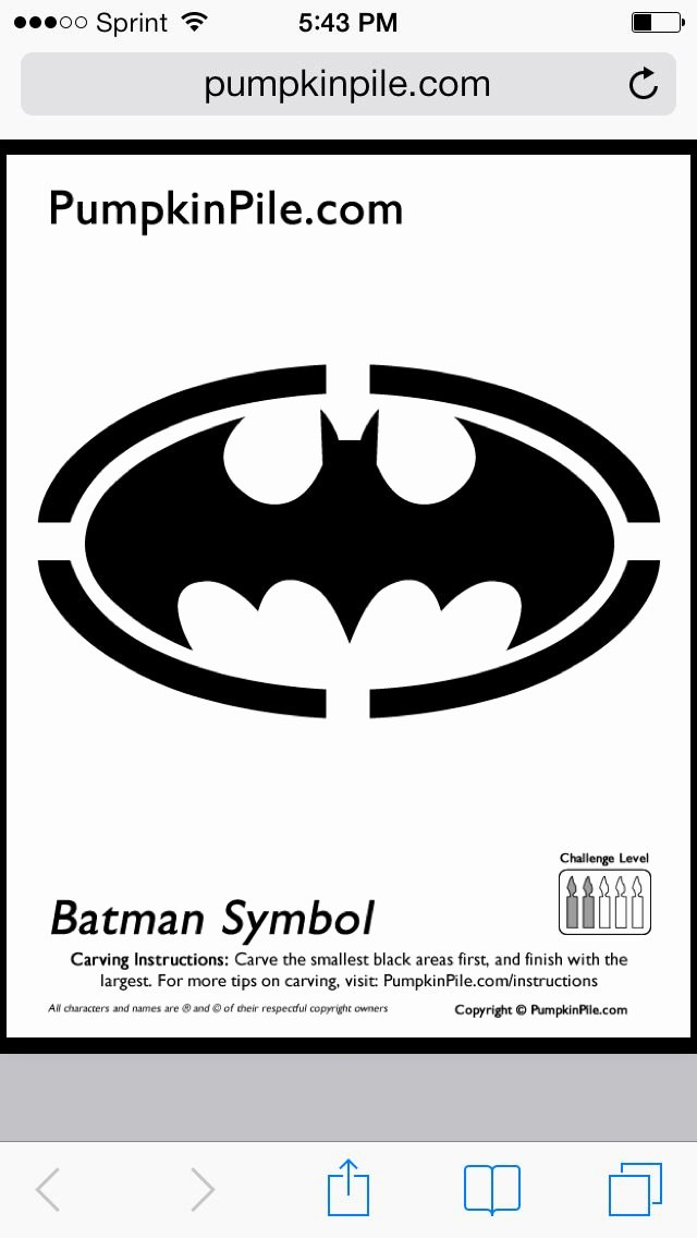 Superman Pumpkin Stencil Printable Unique Best 25 Batman Pumpkin Stencil Ideas On Pinterest