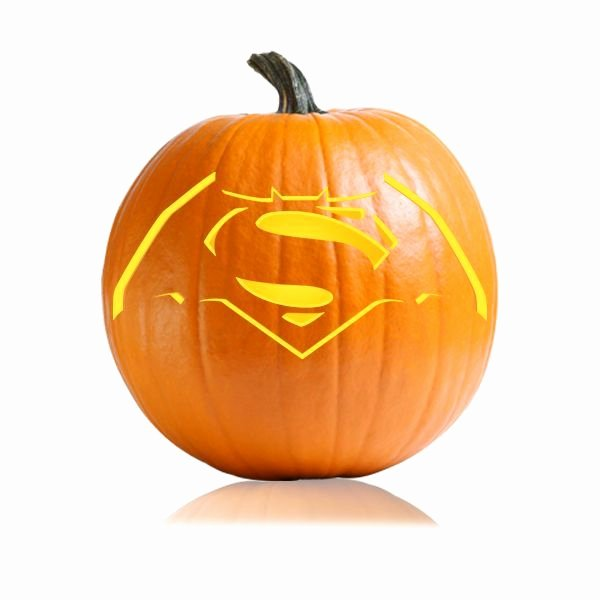 Superman Pumpkin Stencils Elegant 25 Best Ideas About Batman Pumpkin Stencil On Pinterest