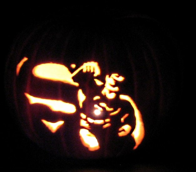 Superman Pumpkin Stencils Elegant Good Idea at the Time Stencil
