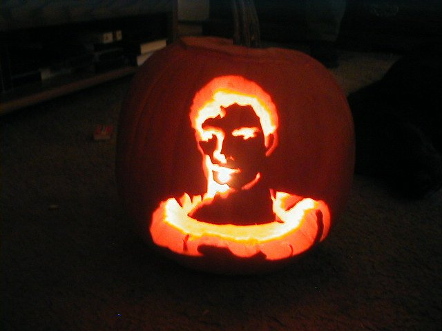 Superman Pumpkin Stencils New Superman Pumpkin by Raymgirl On Deviantart