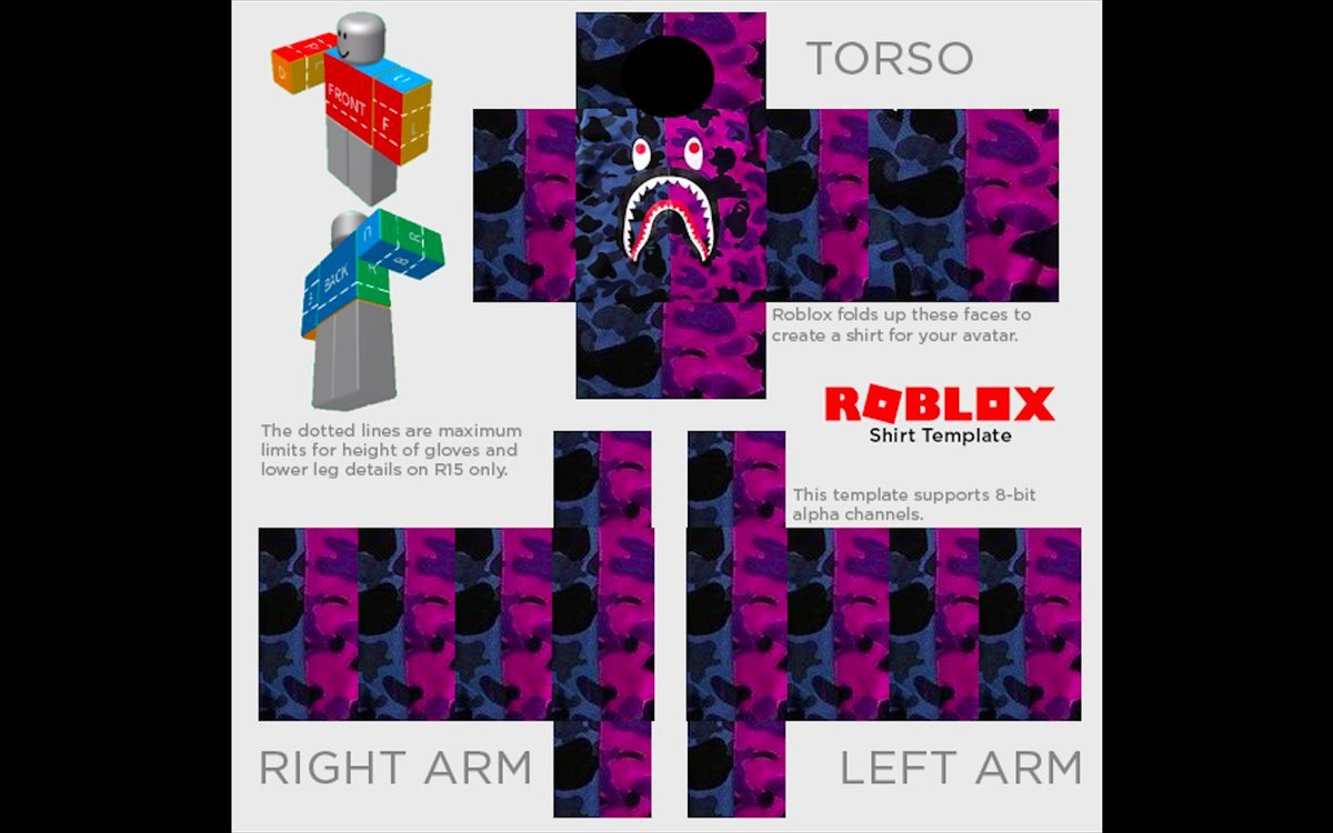 Supreme Roblox Template Best Of Bape Shirts Roblox istriku T Shirt