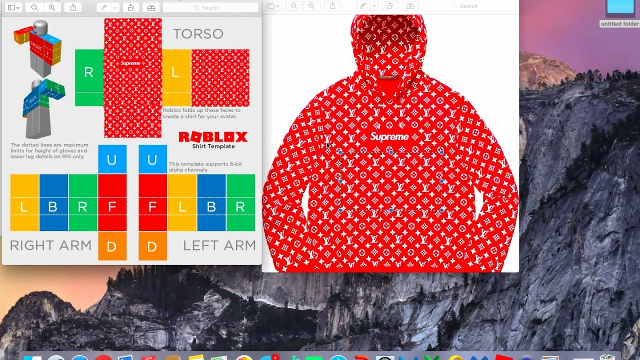 Supreme Roblox Template Elegant Louis Vuitton Louis X Supreme Hoo Speed Design Ii