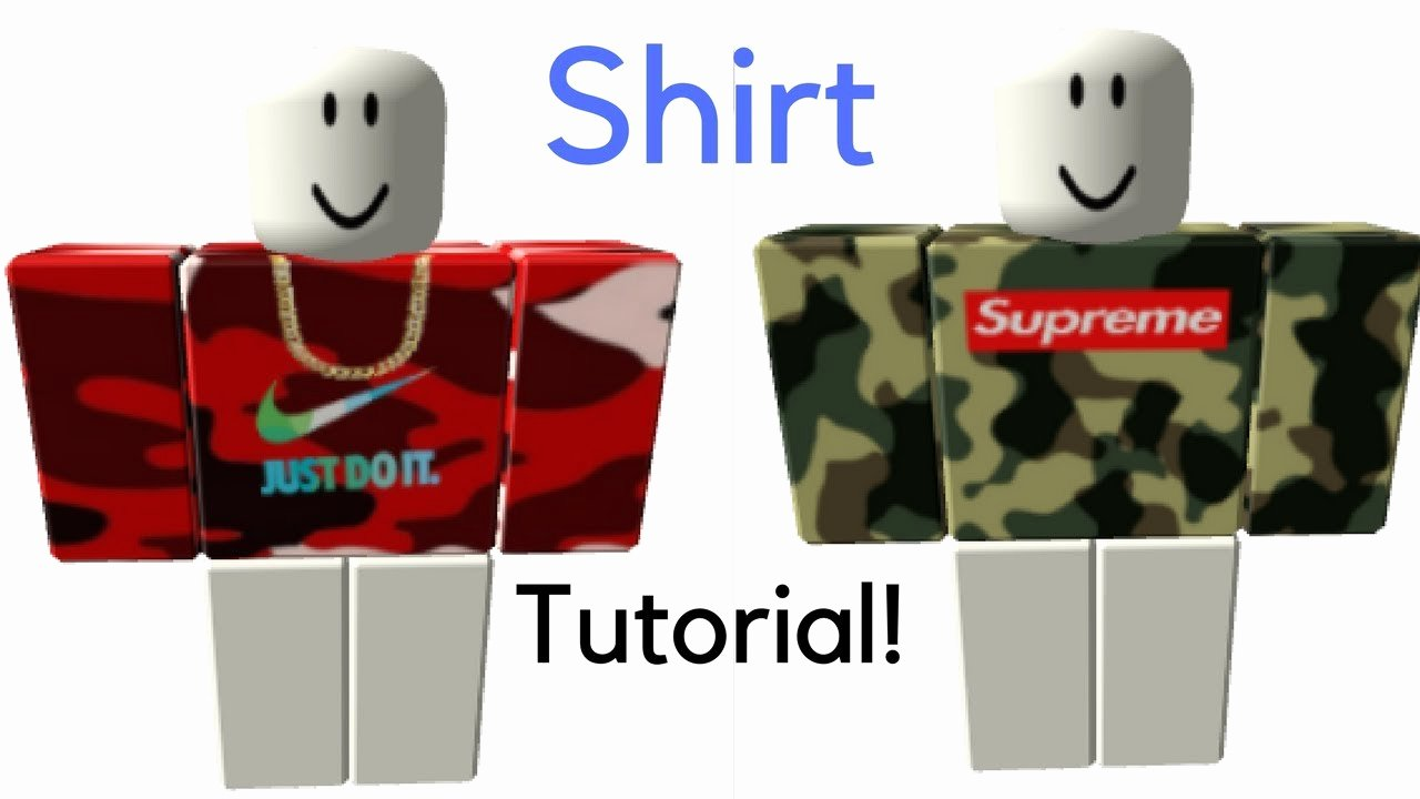 Supreme Template Roblox Awesome How to Make A Roblox Shirt Necklace