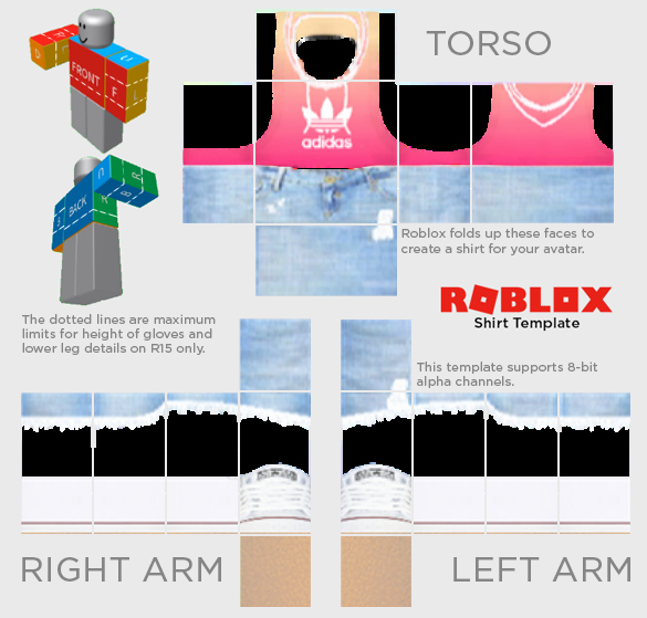 "Supreme Template Roblox Best Of Roblox Templates On Twitter "" Roblox Robloxclothing…"