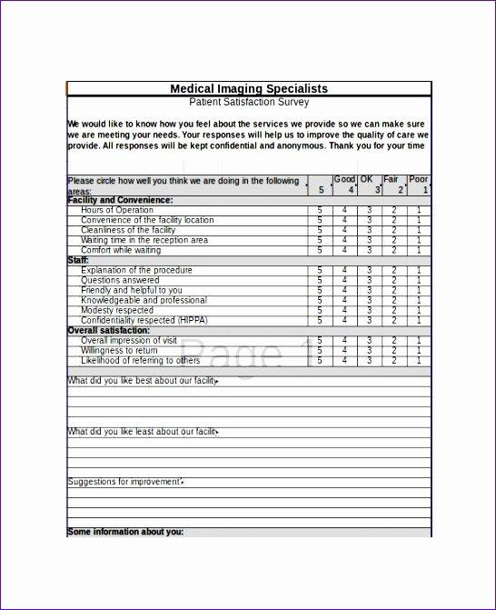 Survey Results Excel Template Elegant 12 Survey Excel Template Exceltemplates Exceltemplates