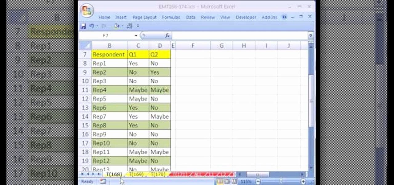 Survey Results Excel Template Fresh How to Summarize Survey Results with A Pivot Table In
