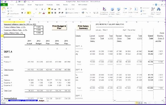 T Account Template Excel New 5 Trial Balance Excel Template Exceltemplates