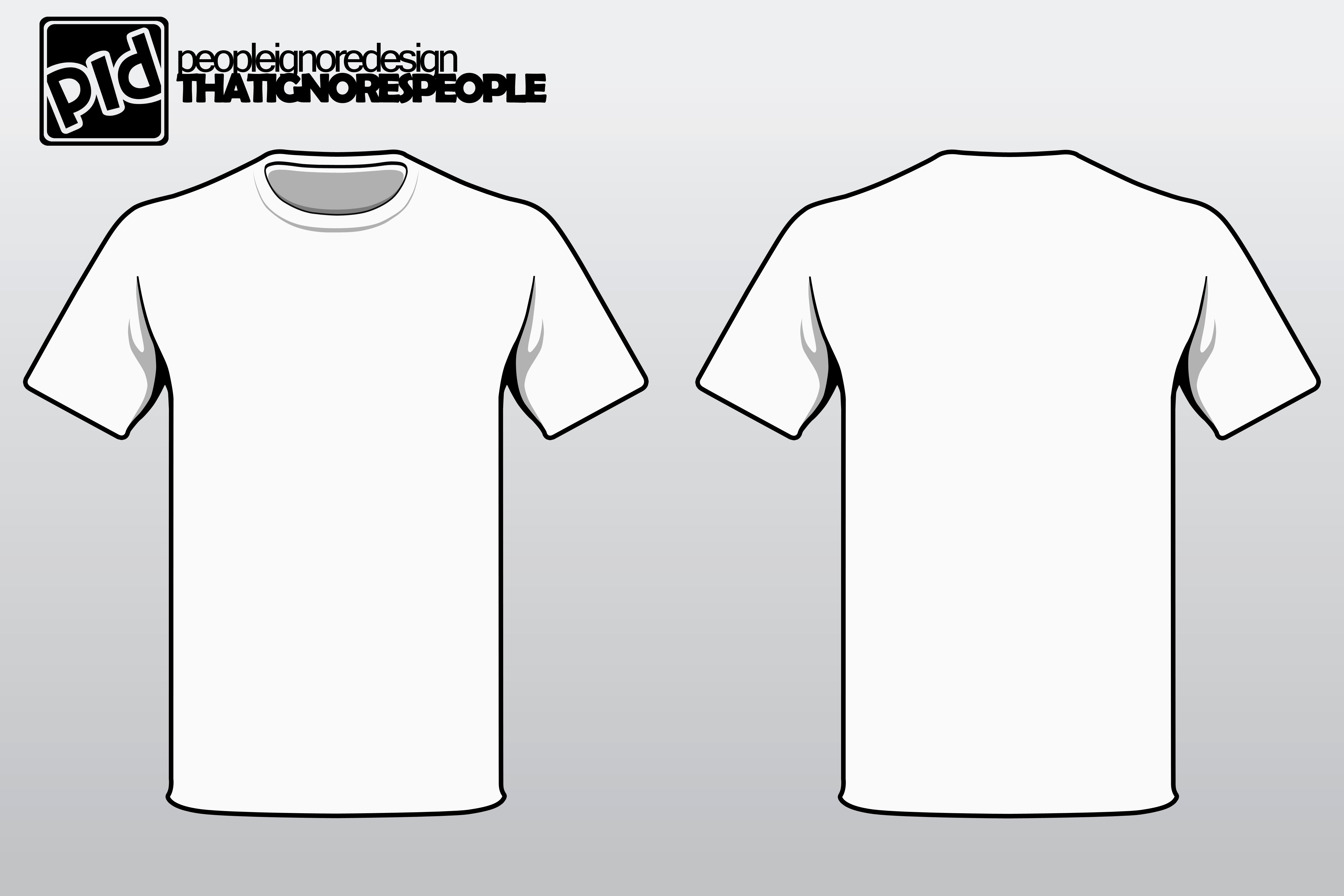 T-shirt Drawing Beautiful Free T Shirt Design Template Download Free Clip Art Free