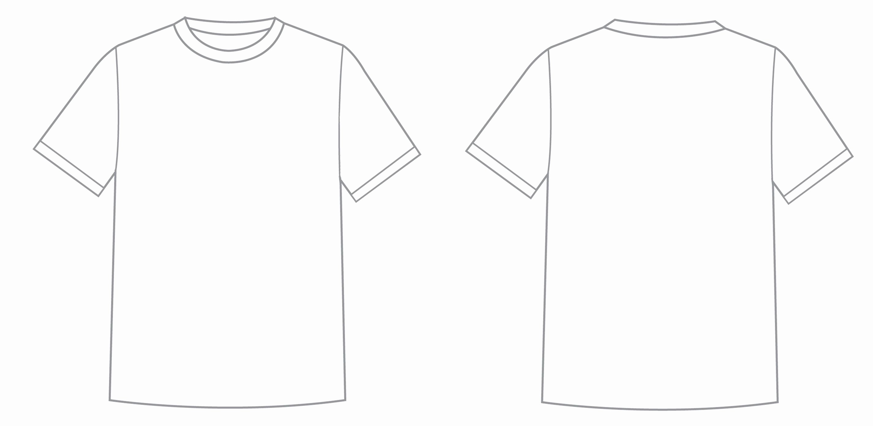T-shirt Drawing Inspirational T Shirt Template Google Search Edy