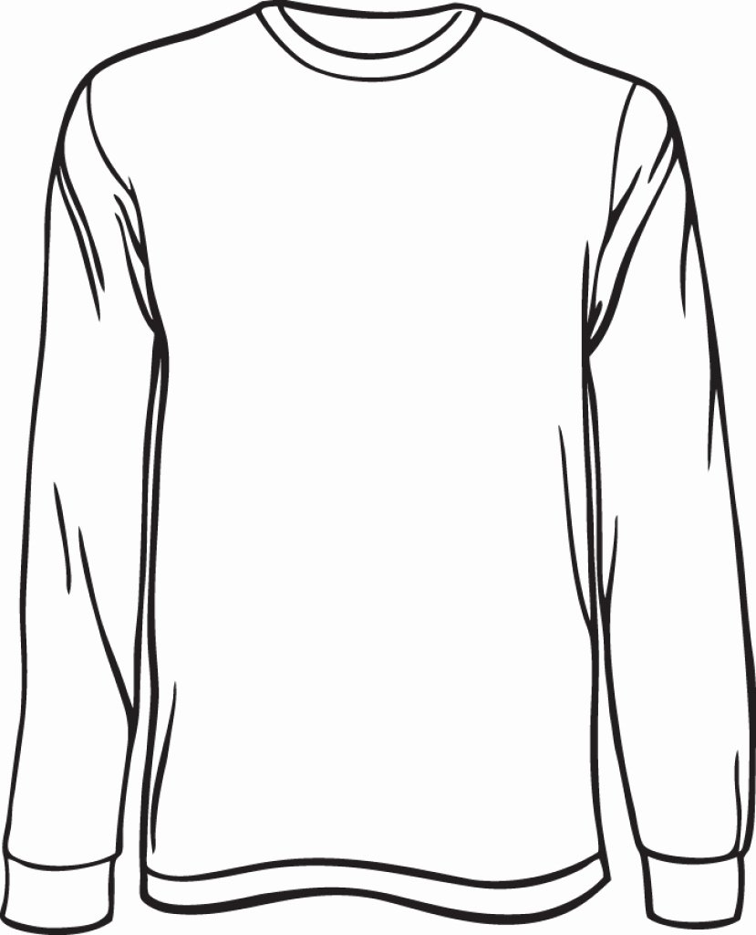 T-shirt Drawing Luxury Drawn Shirt Long Sleeve Shirt Pencil and In Color Drawn