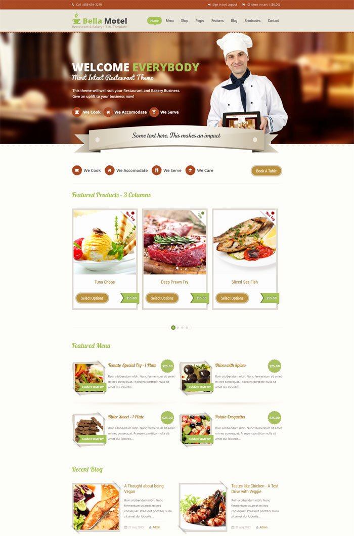 Table Reservation Template Inspirational Premium Website Templates for Retail Stores