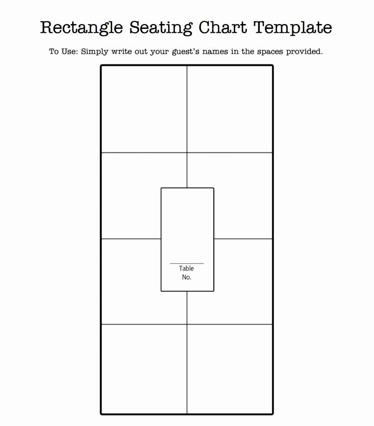 Table Seating Chart Template Microsoft Word New Table Setting Template & Fine Dining Plate Setting formal