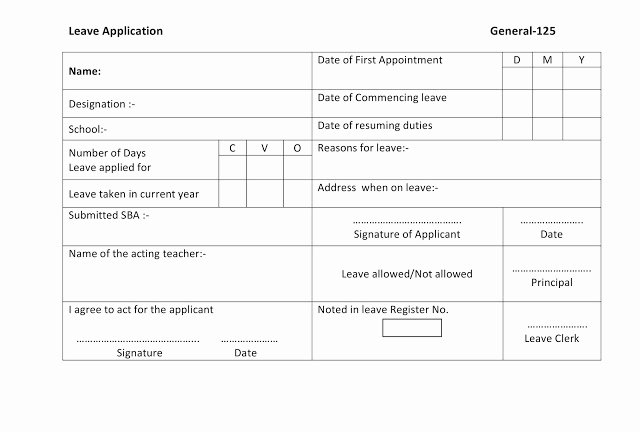 Teacher Application forms Elegant Marimuththan Munication
