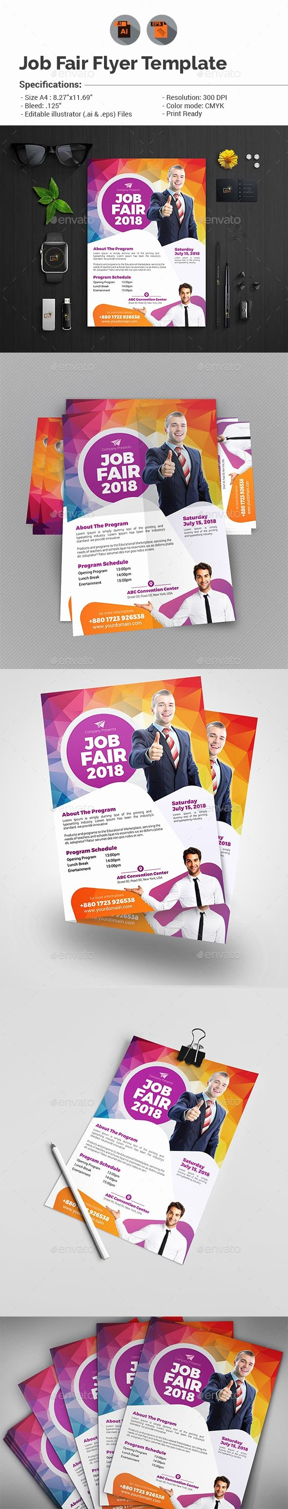 Teacher Brochure for Interview Template Elegant 17 Best Ideas About Job Fair On Pinterest