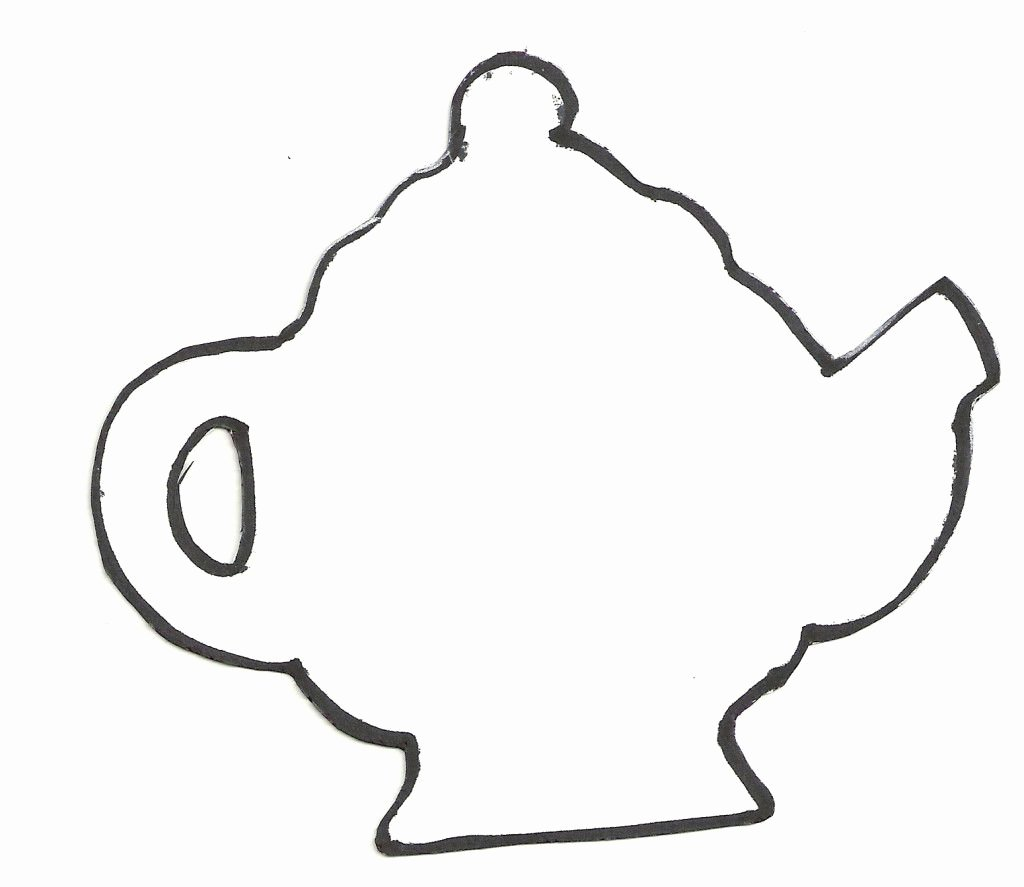 Teapot Template Printable Luxury 10 Minute Teapot Coasters Sewing Parts Line