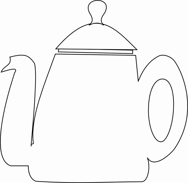 Teapot Templates Free Printable Luxury Free Printable Tea Templates Digital Teapot Stamp