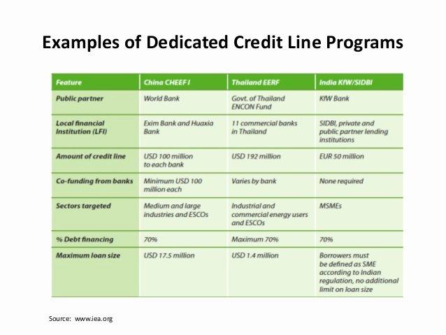 Technical Evaluation Criteria Template Inspirational Energy Efficiency Financing & Evaluation Criteria