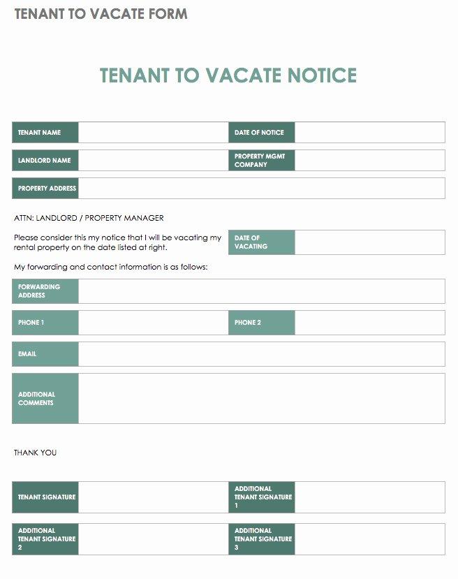 Tenant Maintenance Request form Template Elegant 18 Free Property Management Templates