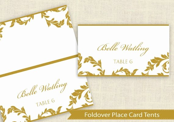 Tent Card Template 6 Per Sheet Beautiful Avery 5302 Template Dimensions Chillforge