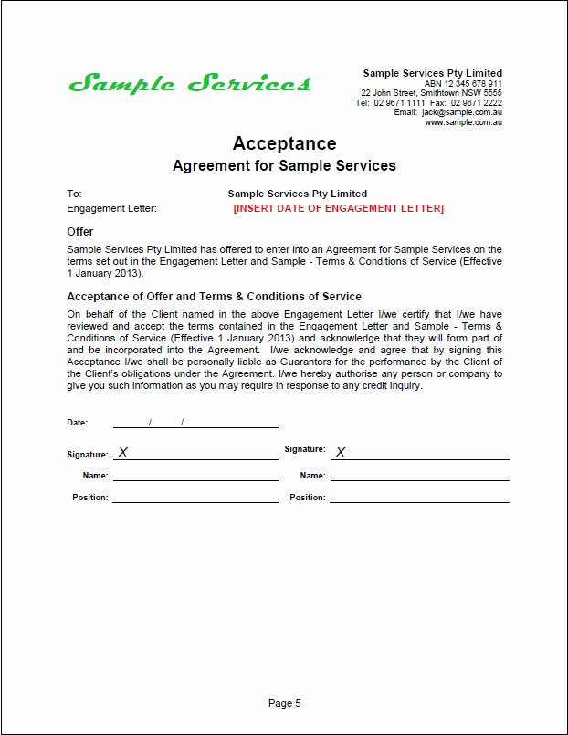 Terms Of Agreement Sample Lovely New Tradesafe Contracts Documentation Overview & Samples