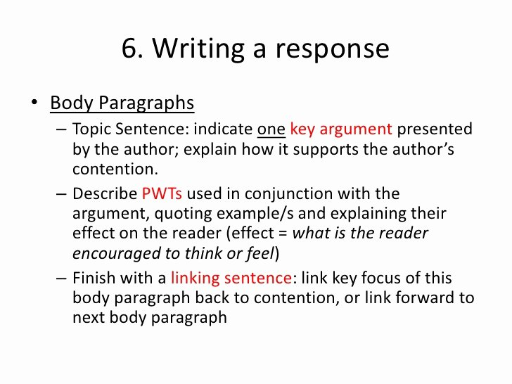 Text Analysis Response Examples Elegant Academic Proofreading Text Response Essay