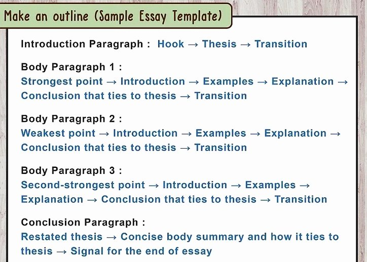 Text Analysis Response Outline Beautiful Critical Analysis Template