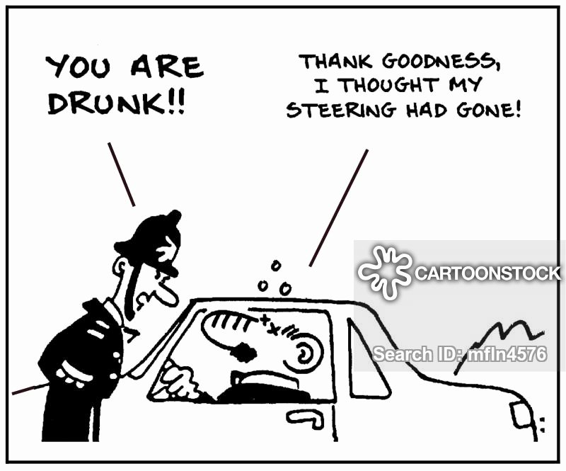 Texting and Driving Satire Awesome Drunk Driving Cartoons and Ics Funny Pictures From