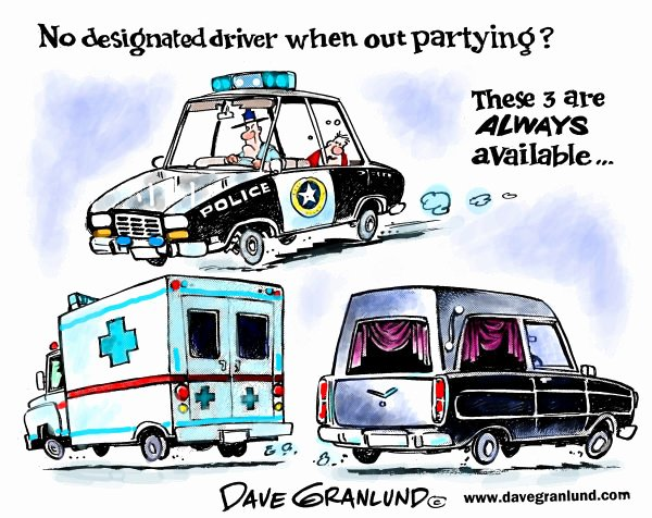 Texting and Driving Satire Lovely Distracted Driving Cartoons