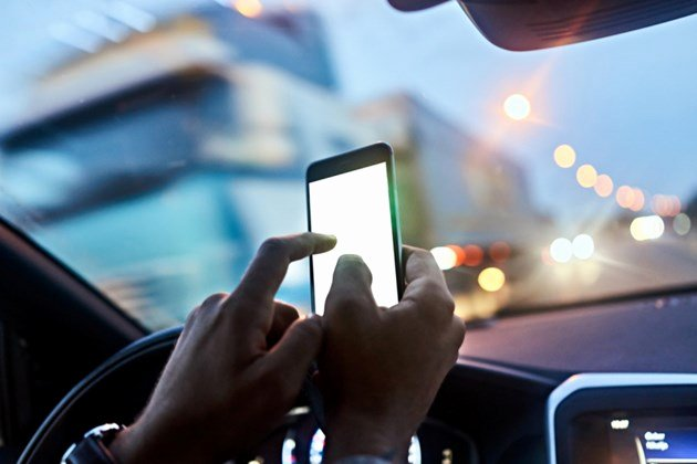 Texting and Driving Satire New Distracted Driving Increases Odds Of A Collision by 400