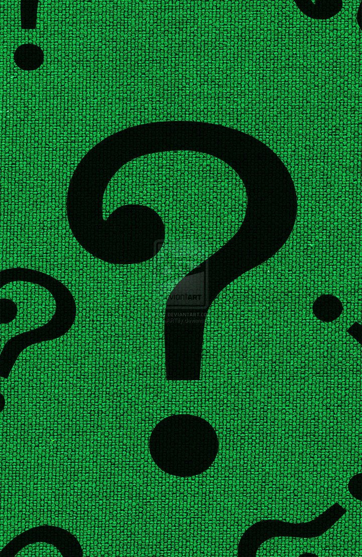 The Riddler Question Mark Template Elegant Riddler Question Mark Wallpaper Wallpapersafari